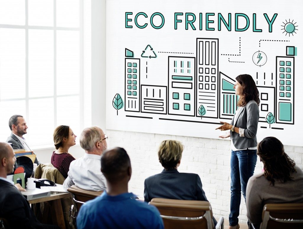meeting on eco friendliness