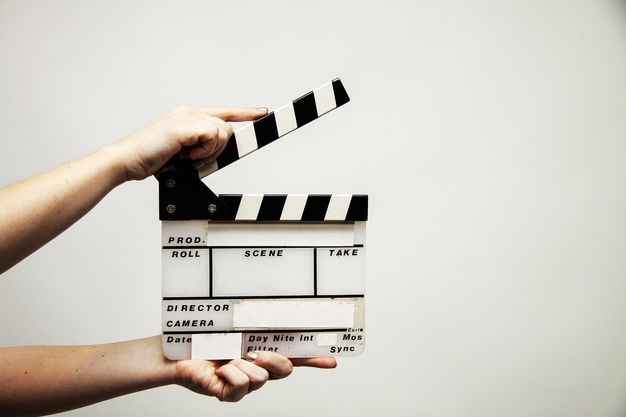 video taking slate